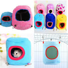 Hammock for Rat Mice Mouse Hamster Squirrel Small Birds Hanging Bed Toys House