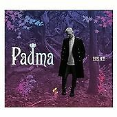 PADMA, HERE, 14 TRACK CD ALBUM IN DIGIPAK FROM 2008, (MINT)