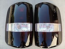 CUSTOM! 04-08 F150 Smoked Tail Lights OEM Black Tinted Non led Styleside Painted