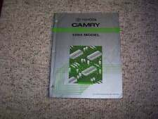 1994 Toyota Camry Electrical Wiring Diagram Manual DX LE SE XLE 2.2L 3.0L V6