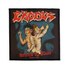EXODUS Patch BONDED BY BLOOD Aufnäher ♫ Thrash Metal ♫