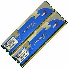 Kingston HyperX 4GB 2X2GB PC2-8500 DDR2-1066 Non-ECC Unbuffered Gaming Memory