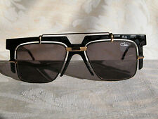 Cazal Vintage Eyeglasses - New Old Stock - Model 873 - Col. 721 - Gold & Black