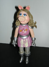 Muppets Pigs in Space Miss Piggy Action Figure From Palisades Playset 2003 loose
