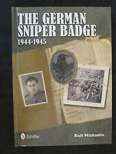 Book: The German Sniper Badge 1944-1945 - over 60 BW Images