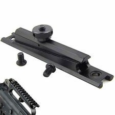 AEG Carry Handle 20mm / 22mm Weaver Picatinny Rail Mount Scope Laser Airsoft UK