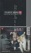 CD--GUANO APES - - -- WALKING ON A THIN LINE