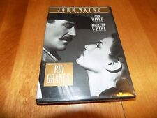 RIO GRANDE JOHN WAYNE COLLECTION Western Classic Maureen O'Hara DVD SEALED NEW