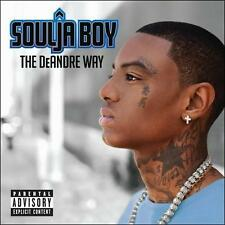 Soulja Boy - The DeAndre Way - New Factory Sealed CD