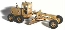 120 Road Grader & Operator Kit HO Scale 1:87 GHQ 100% Brittania Pewter Trains