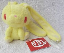Official Chax GP TAITO Gloomy Bear Yellow All Purpose Rabbit Soft Plush Toy 5""