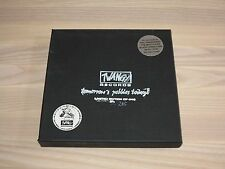 "TOMORROW´S PEBBLES TODAY ! 7"" SINGLES BOX + 2 CDs - TWANG RECORDS in MINT"