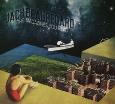 JACK BEAUREGARD - THE MAGAZINES YOU READ  CD NEU