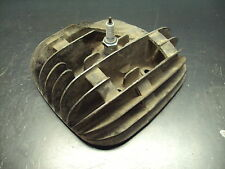 1976 76 YAMAHA 400 DT 400C MOTORCYCLE ENGINE MOTOR HEAD FINS COVER GUARD