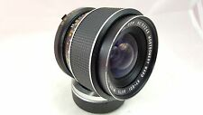 MONTGOMERY WARD 28mm f2.8  AUTO WIDE ANGLE Manual Lens Minolta Mount JAPAN made