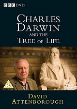 Charles Darwin And The Tree of Life 2009 David Attenborough NEW SEALED UK R2 DVD