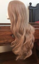 New Women's Synthetic Wig Blond 23""