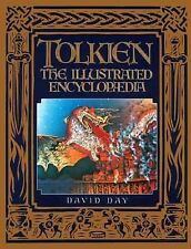 Tolkien : The Illustrated Encyclopedia by David Day (1992, Paperback)