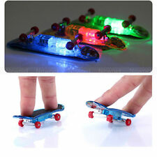 Mini Skateboard Toys Finger Board Tech Deck Boy Kids Children Gifts Random Color