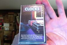 Clocks- self titled- 1982- new/sealed cassette tape- rare?