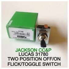NORTON /TRIUMPH/BSA LUCAS 31780 TWO POSITION FLICK/TOGGLE SWITCH FOR CLASSICS