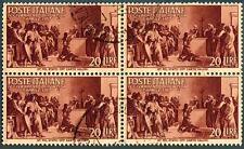 ITALIA REP. - 1946 - Avvento della Repubblica - 20 l. bruno rosso