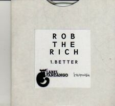 (DJ2) Rob The Rich, Better - DJ CD