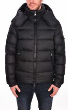 Authentic New Moncler Hymalay Down Jacket for Men in Black Size 3/US Large