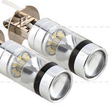 H3 6000K Xenon 100W LED 20SMD Weiß Nebel Nebelscheinwerfer Birne Lampen