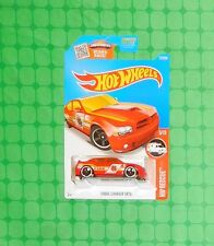 2016 Hot Wheels Rescue  #215- Treasure Hunt - Dodge Charger SRT8