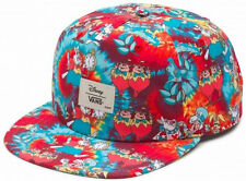 Vans Off The Wall Men's Disney Wonderland Tie Dye Snapback Hat Cap