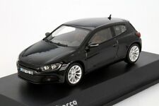 Very Rare VW Scirocco III 3 (2.0 TSI) Black 1:43 Norev (VW Dealer Model)
