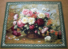 Nature's Glory Floral Bouquet Grande Tapestry Wall Hanging ~ Albert Williams