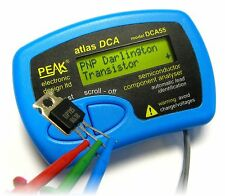 Peak Atlas DCA55 Atlas Semiconductor Component Analyser BRAND NEW