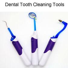 LED outil d'hygiène buccale Miroir dentaire plaque tache gomme supprime CXN