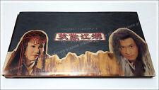 2000 TCS-8   The Legendary Swordsman 笑傲江湖   OST Album Casing And Notebook ONLY