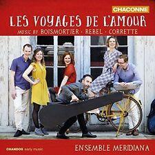 Les Voyages de l'Amour (CD, May-2016, Chandos)