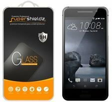 3X Supershieldz HTC One A9 Tempered Glass Screen Protector Saver