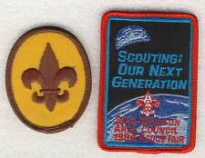 Cubs Boy Eagle Scout Pins Badges Insignia Patch Religious Emblem Tenderfoot Fair