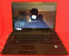 "LENOVO B575-1450 15.6"" LAPTOP 1.65GHz 4GB 320GB DVDRW HDMI WEBCAM WIN 7 FREE S&H"