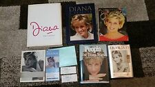 LOT OF SIX PRINCESS DIANA BOOKS *PLUS* *PRICE LOWERED!!!!