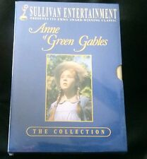 Anne of Green Gables The Trilogy Collection (DVD, 2008, 3-Disc Collectors Set)