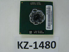 INTEL MOBILE CORE 2 DUO - T2390 / SLA4H / 2x 1,86 GHZ / 1MB CACHE / #KZ-1480