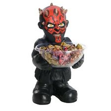 Rubies Star Wars Darth Maul Halloween Candy Bowl Holder and Decor | 68372