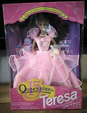 NRFB 1994 SPECIAL EDITION QUINCEANERA 15th BIRTHDAY TERESA BARBIE DOLL 11928