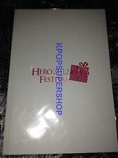 Kim Jaejoong Hero Festival 2012 Birthday Photobook and Merch Jae Joong TVXQ JYJ