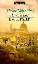 A Room with a View and Howards End (Signet Classics)