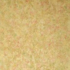 Formal Satin Gold, Green and Red Crackle Wallpaper FD54514