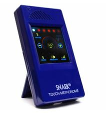 Snark SM-1 Touch Screen Metronome with Tap Tempo and choice of 6 sounds.