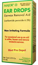 1 Bottle of Ear Wax Removal Drops 1/2 (0.5) oz (15ml) - Compare to Debrox!